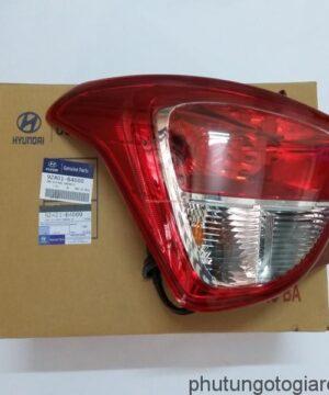 Đèn hậu/lái sau trái Hyundai I10 Grand bản 4 cửa
