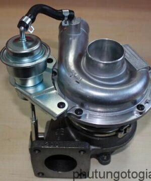 Turbo tăng áp Isuzu D-Max