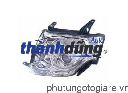 Đèn pha phải Mitsubishi Pajero V93