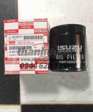 Lọc dầu/nhớt động cơ Isuzu D-max