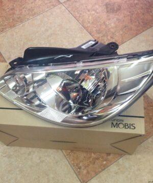 Đèn pha trái Hyundai Getz 1.1