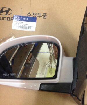 Gương chiếu hậu trái Hyundai Getz 1.1