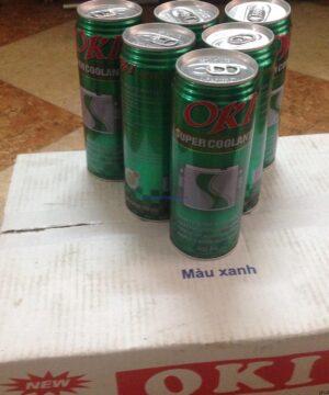 Nước làm mát động cơ Denso Oki Coolant (xanh)