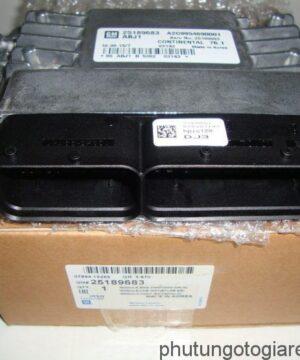 Hộp đen điều khiển ECU Chevrolet Cruze
