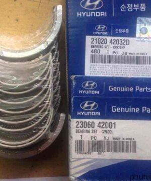 Bạc biên- bạc balie Hyundai Starex, Porter 2