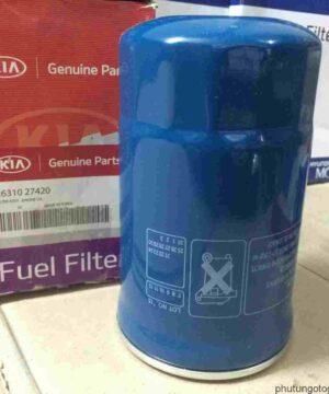 Lọc dầu động cơ Hyundai Santafe, Kia Carens