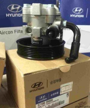 Bơm dầu trợ lực lái Hyundai Santafe