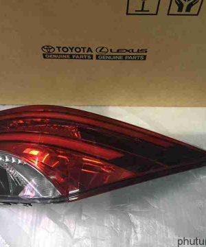 Đèn hậu phải Toyota Fortuner, Land Cruiser, Avensis