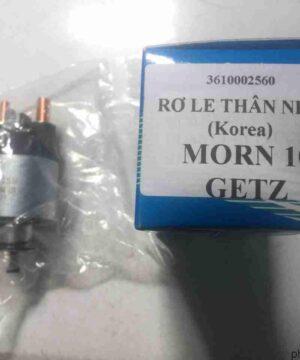 Chuột/rơ le máy đề khởi động Kia Monring, Hyundai Getz