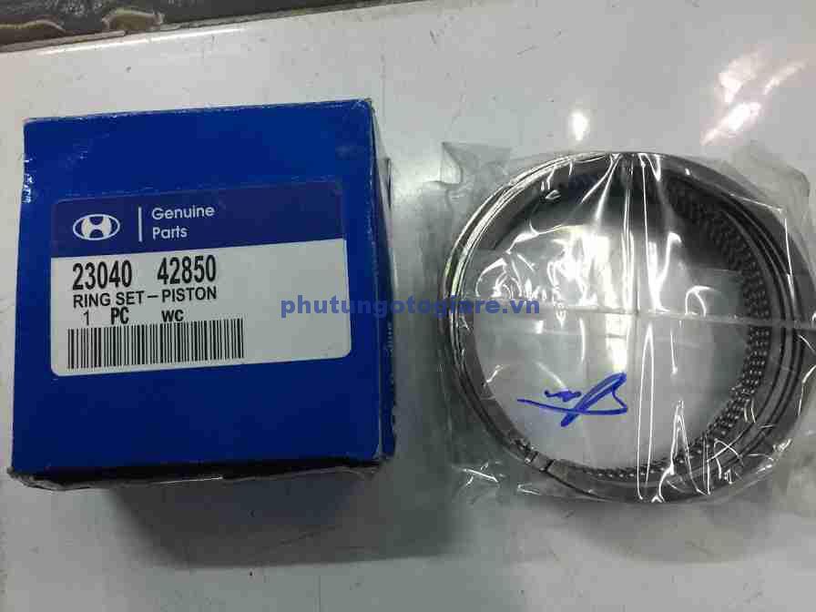 Xéc măng STD Hyundai Porter 2, Starex, Kia Bongo 3