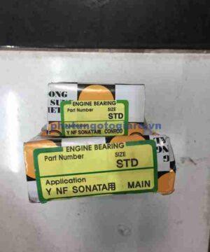 Bạc biên, bạc balie STD Hyundai Tuson, Santafe, Sonata