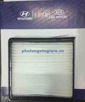 Lọc gió điều hòa Hyundai Porter 2