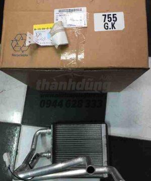 Giàn sưởi Chevrolet Spark M300, Daewoo Matiz 4, Groove
