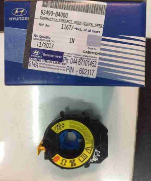 Cáp còi/ cuộn kèn túi khí vô lăng Hyundai I10 Grand