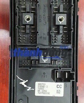 CẦU CHÌ TỔNG CHEVROLET SPARK M200