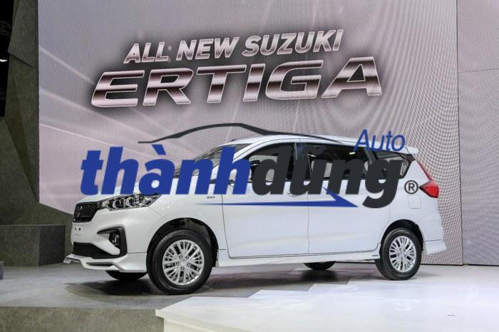 Suzuki nói gì về chất lượng xe Ertiga