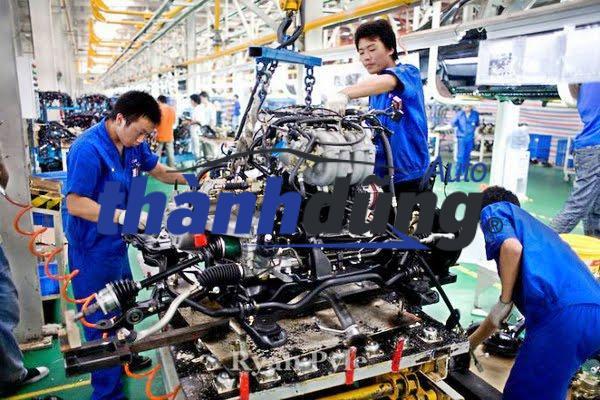 Công nghệ thay đổi ngành sản xuất ô tô như thế nào?
