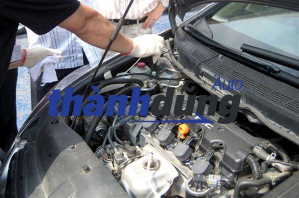 Két nước ô tô đóng vai trò quan trọng trong quá trình giải nhiệt cho xe