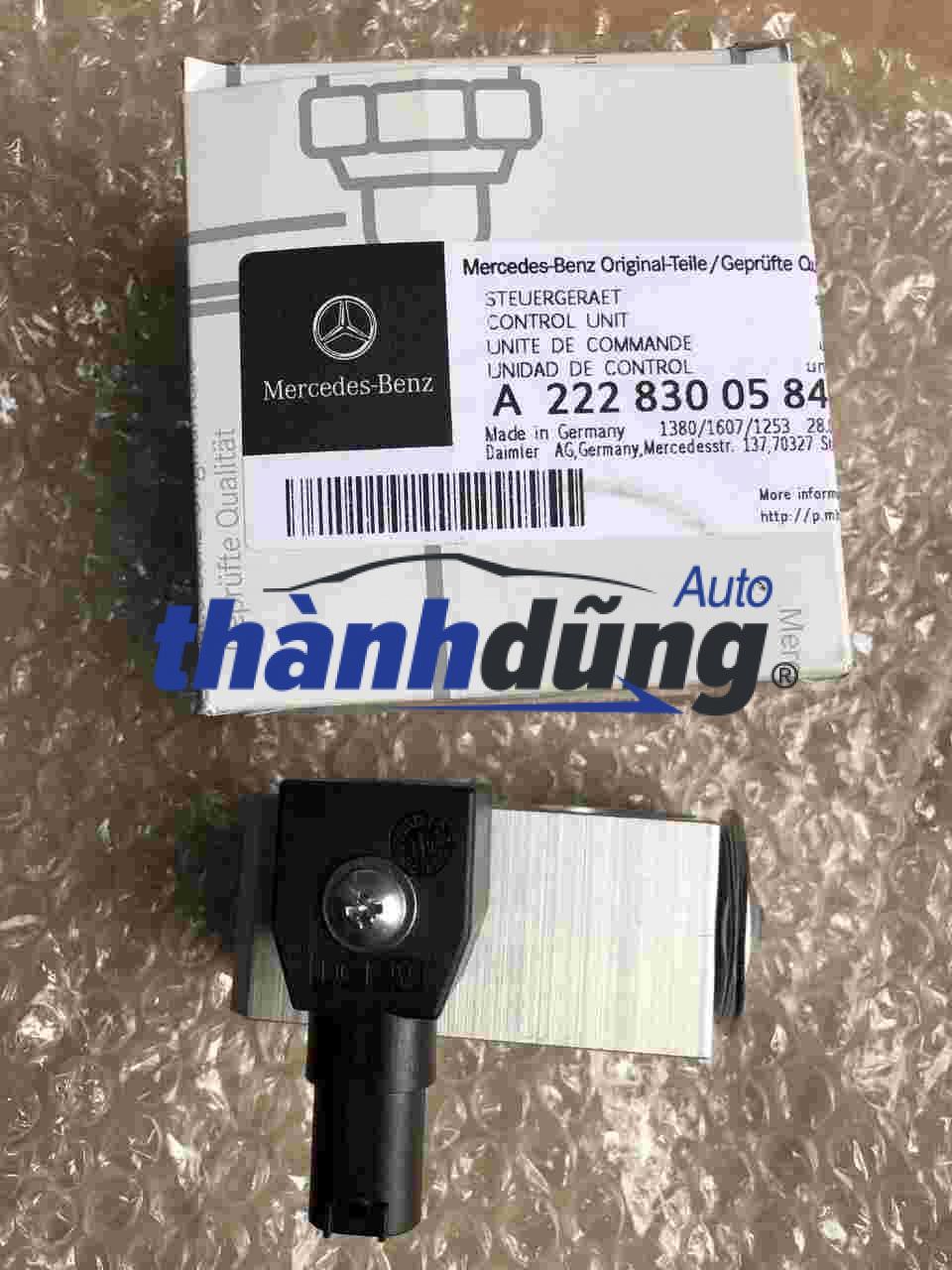 VAN TIẾT LƯU MERCEDES S400, S500, S600