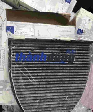 LỌC GIÓ ĐIỀU HÒA MERCEDES E250, E350, E550, E63 AMG, GLK350
