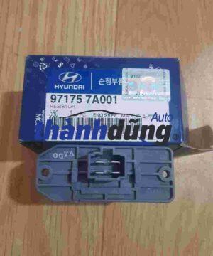 TRỞ QUẠT GIÀN LẠNH HYUNDAI HD270, HD320, HD700