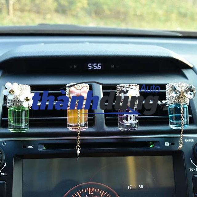 Lưu ý để sử dụng dầu thơm cho ô tô được hiệu quả hơn